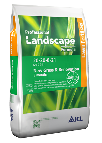 Professional Landscape Fromula New Grass & Renovation