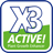 Technologie X3 Active