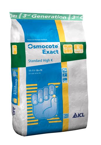 Osmocote Exact Standard High K 12-14M