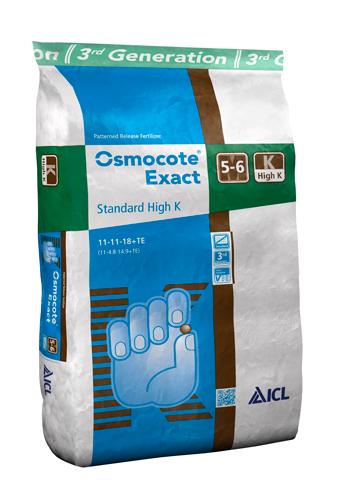 Osmocote Exact Standard High K 5-6M