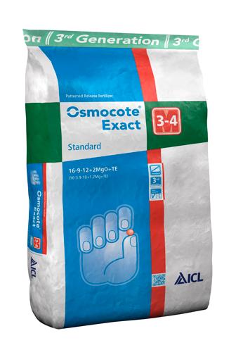 Osmocote Exact Standard 3-4M