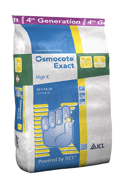 Osmocote Exact  High K DCT 12-14M