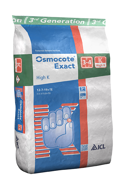 Osmocote Exact High K 3-4M