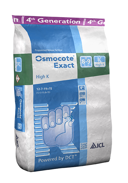 Osmocote Exact High K DCT 8-9M
