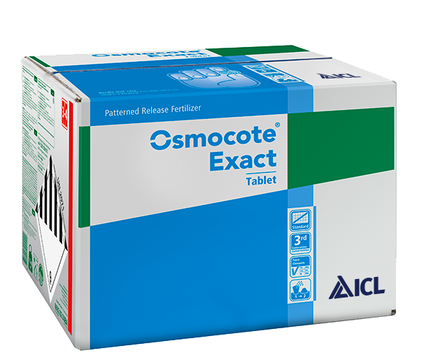 Osmocote Exact Tablet 3-4M