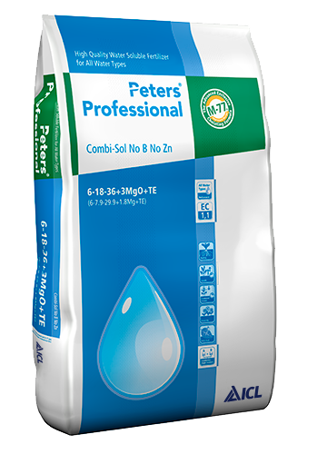 Peters Professional Special Formula Low B/Zn