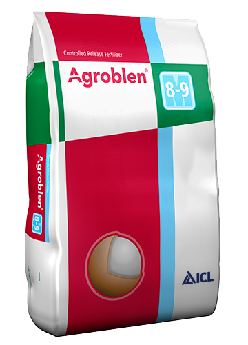 Agroblen Total 17-3.9-6.6+2.4Mg | 8-9M
