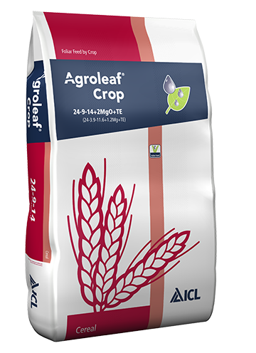 Agroleaf Crop Cereal - zboża