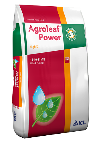 Agroleaf Power High K - potasowy