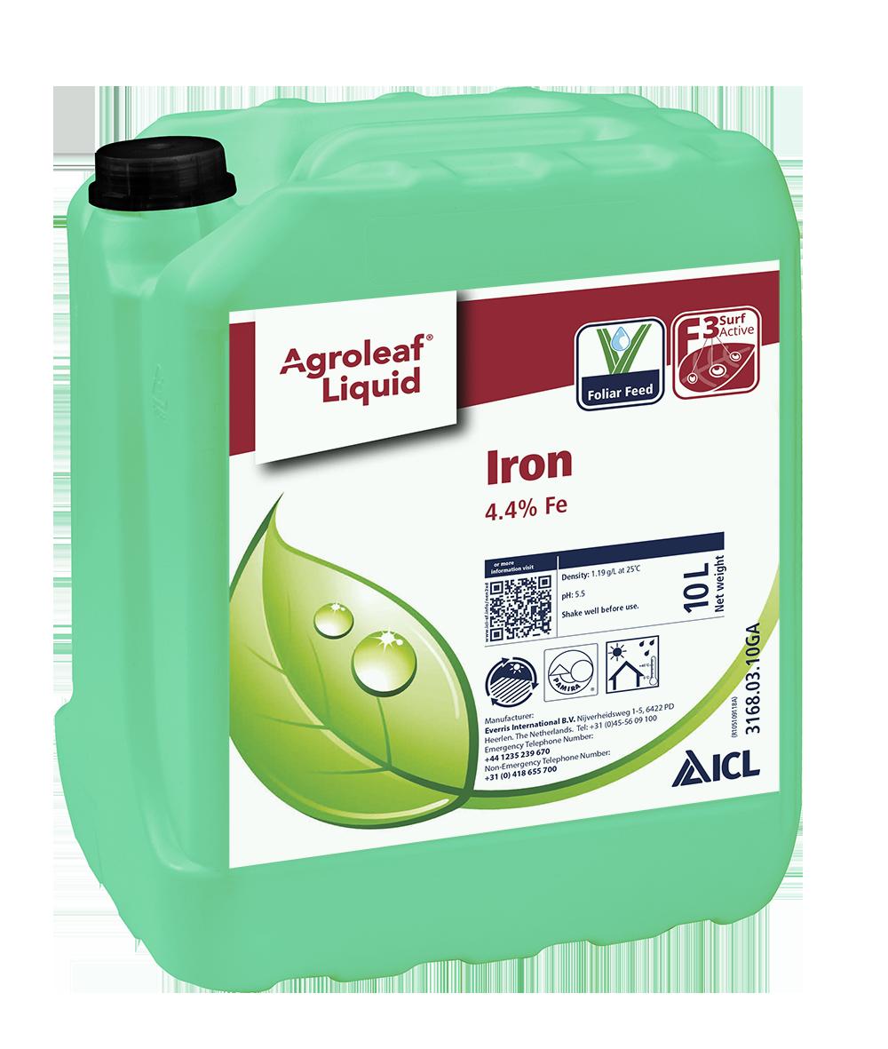 Agroleaf Liquid Iron