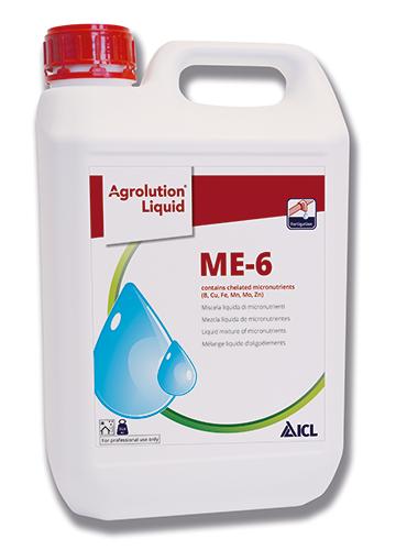 Agrolution Liquid  ME 6