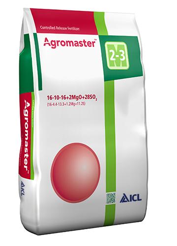 Agromaster 16-10-16+2MgO | 2-3M