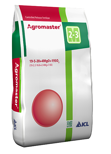 Agromaster 19-5-20+4MgO | 2-3M OH