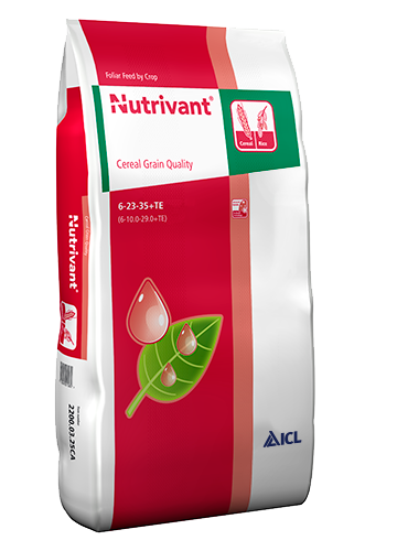 Nutrivant Cereal Grain Quality