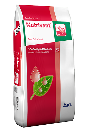 Nutrivant Corn Quick Start