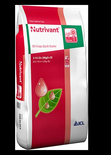 Nutrivant Oil Crops Quick Starter