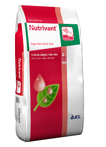 Nutrivant Sugar Beet Quick Start