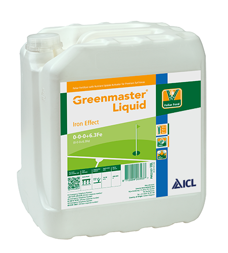Greenmaster Liquid Effect Iron Fe