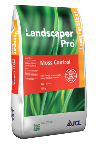 Landscaper Pro Mosscontrol plus fertilizer