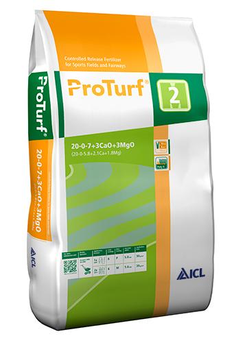 Proturf 20-0-7+3CaO+3MgO