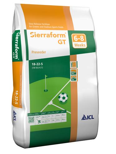 Sierraform GT Pre-seeder