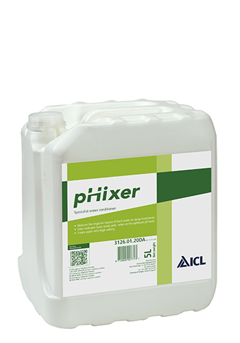 pHixer pHixer correttore di pH