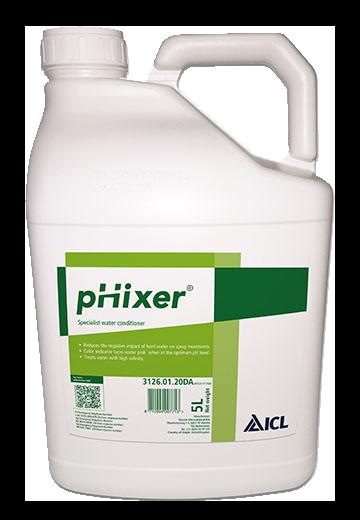 Especialidades pHixer