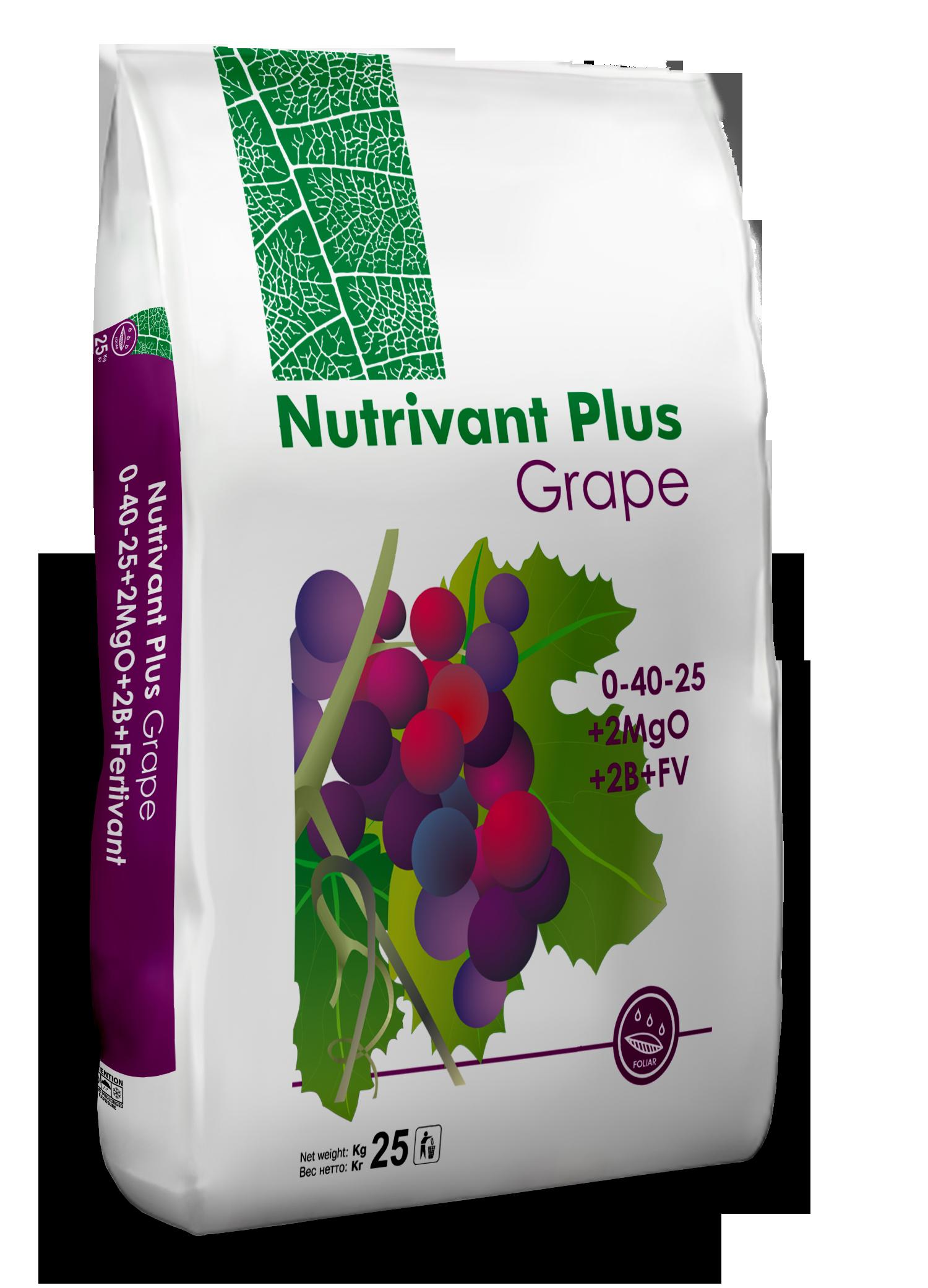 Nutrivant Plus Grape