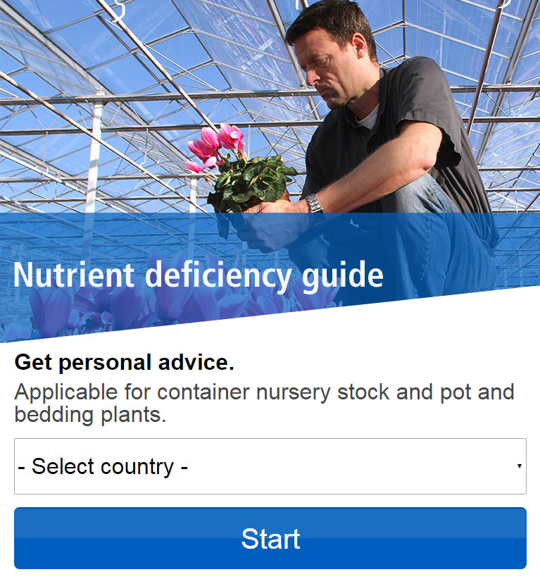 nutrient deficiency guide