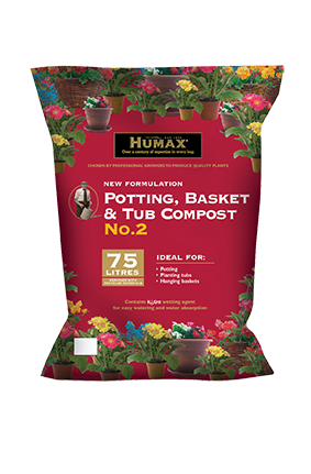 Potting, Basket & Tub Compost No. 2 Potting, Basket & Tub Compost No. 2