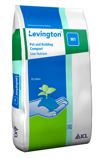 Levington Advance Pot & Bedding M1 Levington Advance Pot & Bedding M1