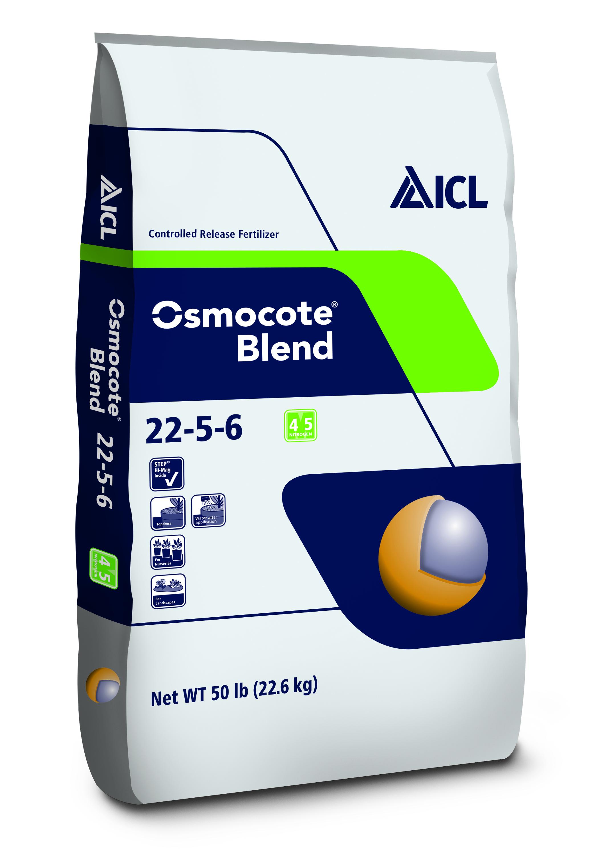 Osmocote Blend 22-5-6, 4-5M