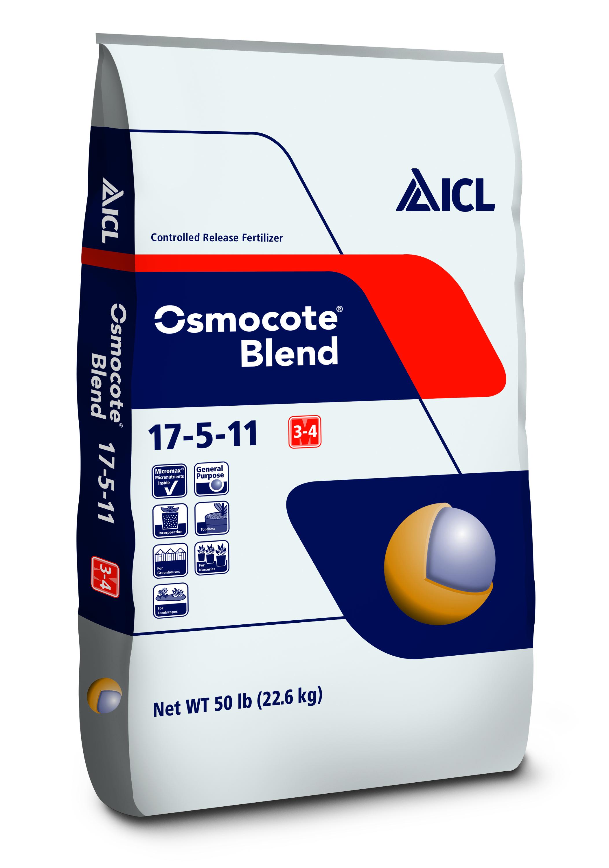 Osmocote® Blend 17-5-11, 3-4M