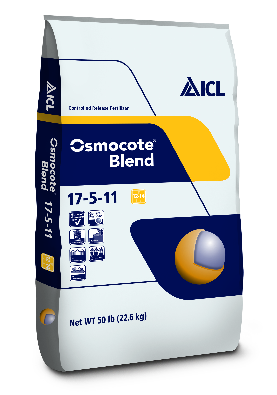 Osmocote® Blend 17-5-11, 12-14M