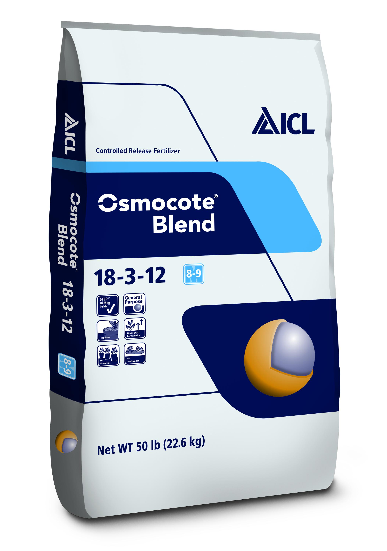 Osmocote Blend 18-3-12 Quickstart 8-9M
