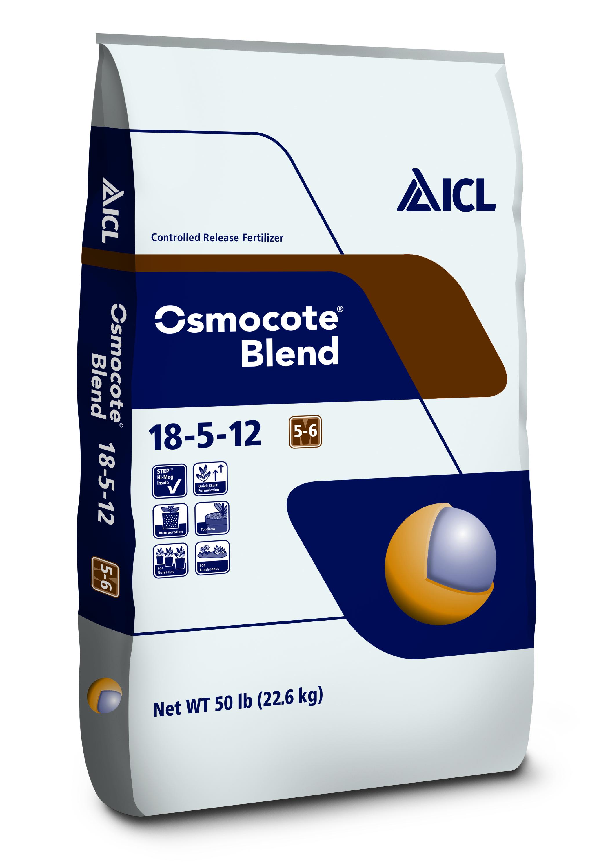 Osmocote Blend 18-5-12, 5-6M Quickstart