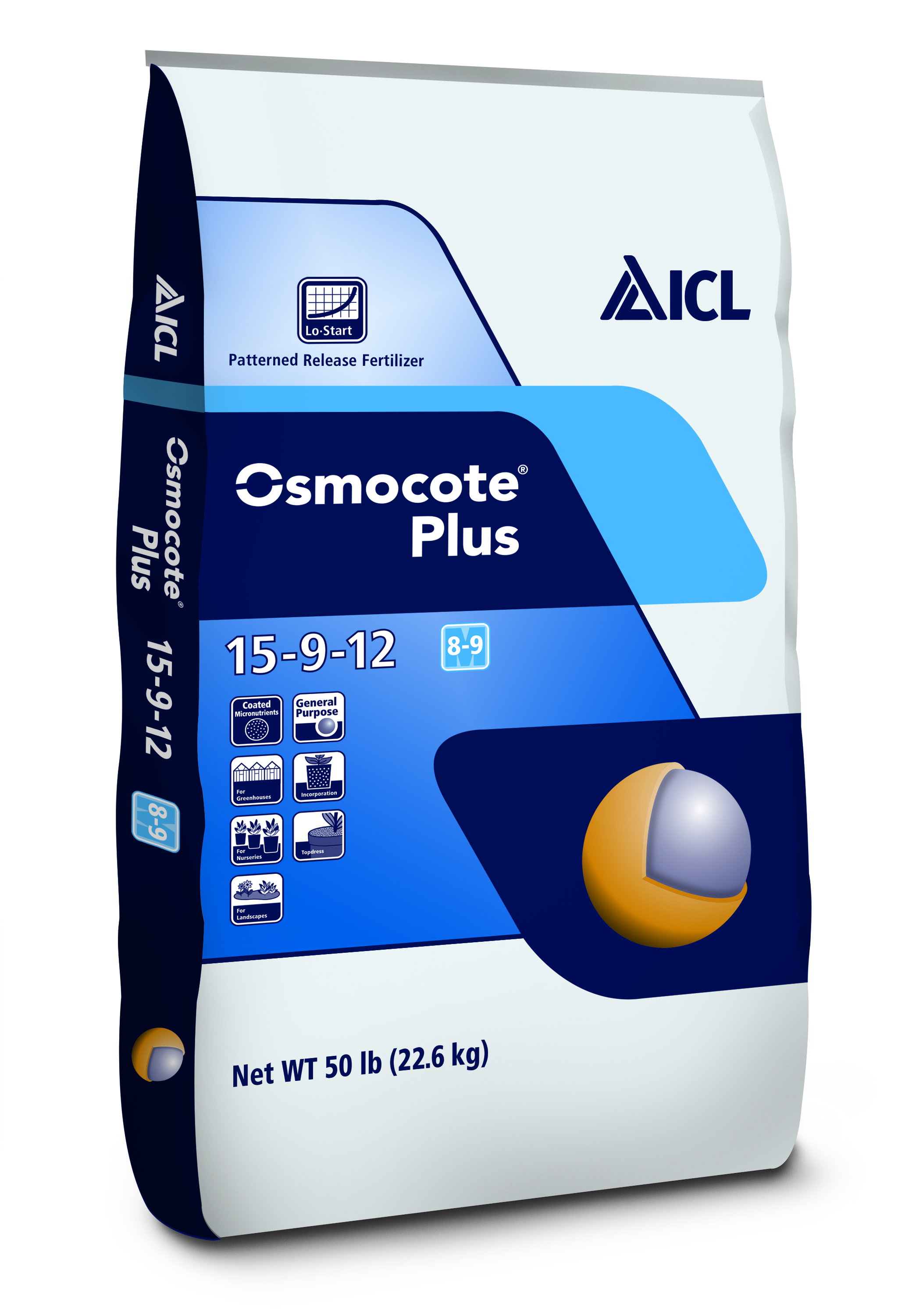 Osmocote Plus 15-9-12 8-9M Lo-Start