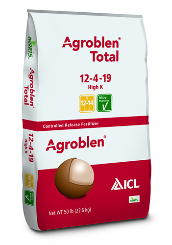 Agroblen Agroblen Total High K w/ Micronutrients 12-14M