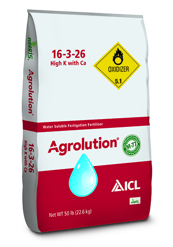 Agrolution Agrolution High K plus Ca