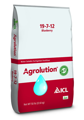Agrolution Agrolution w/ Minors for Blueberry