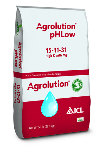 Agrolution pHLow Agrolution pHLow High K plus Mg
